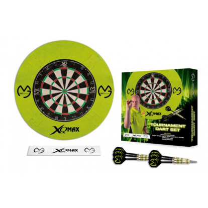 Šipky s terčem Michael van Gerwen Tournament SET