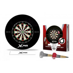 Šipky s terčem XQMax Darts Surround Tournament Set
