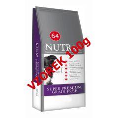 VZOREK - Bezobilné granule pro psy Super Premium 100g Nutra Pluss