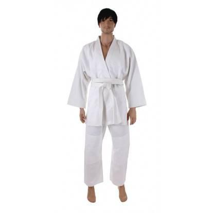 Sedco Kimono JUDO 130 + pásek/OKROVÁ BARVA