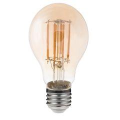 LED žárovka E27 Filament, 6W, 540lm, teplá bílá, 2700K LUMIDO