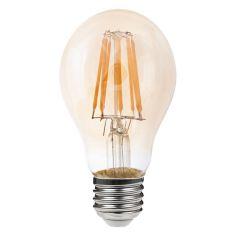 LED žárovka E27 Filament, 8W, 720lm, teplá bílá, 2700K LUMIDO
