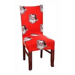 Vánoční Potah na židli Santa Claus SPANDEX
