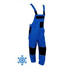 Zimní montérky s laclem MAXIM 500RW modro-černé