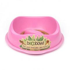 Miska pro psa, BecoBowl SlowFeed-pink, EKO