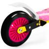 Spokey DUKE Koloběžka, kolečka 125 mm, žluto-růžová