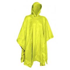 Pláštěnka PONČO EXTRA SILNÉ PVC 0078 - žlutá
