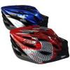 Přilba SPARTAN TOURvhodná na kolo, skateboard, kolečkovébrusle vysoce kvalitní a lehký skelet odolný proti nárazu větrací otvory, komfortní polstrování plynule regulovatelná velikost hmotnost:240 g certifikace: GS TUV, EN 71/1077 barevná provedení:stříbrná/modrá,stříbrná/červená velikosti:S(51-54 cm),M(54-58 cm),L(58-62 cm)