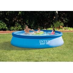 Bazén INTEX EASY SET s filtrací 366x76 - modrá