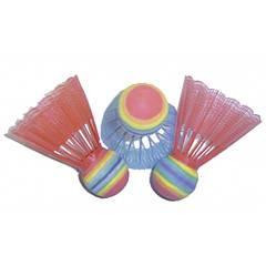 Badmintonové košíčky SPARTAN 3 ks