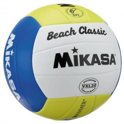 Beach volejbalový míč MIKASA VXL 20 CLASSIC