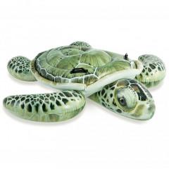 Plovoucí mořská želva Intex 57555 191x170 cm