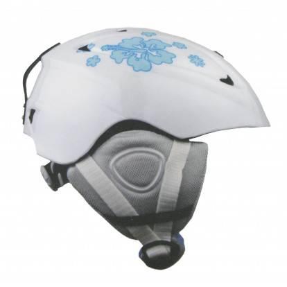 Dámská lyžařská helma SPARTAN SKI