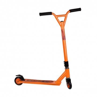 Koloběžka Spartan Stunt oranžová