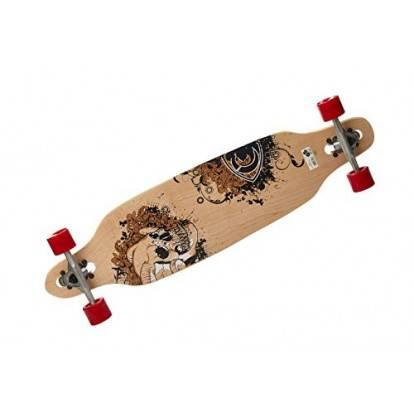 Longboard SPARTAN SKULL 38