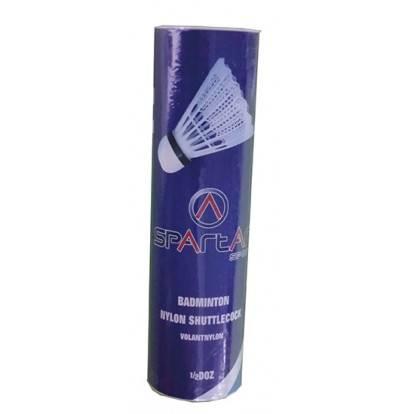 Badmintonové košíčky SPARTAN 6 ks