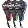 Pouzdro na pálku na stolní tenis JOOLA ochrání pálku před poškozením aobal obsahuje navíc kapsu na míček.