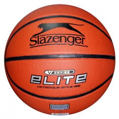Basketbalový míč SLAZENGER Elite V-200