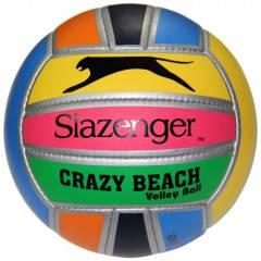 Beach volejbalový míč Slazenger Crazy Beach