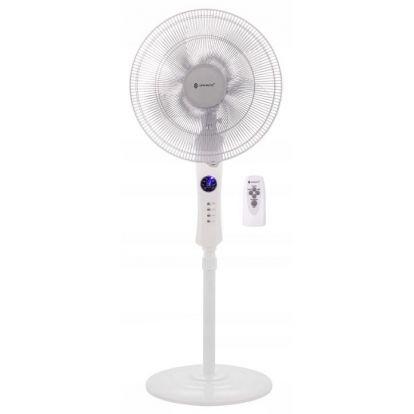 Stojanový ventilátor SPRINGOS FS300W bílý