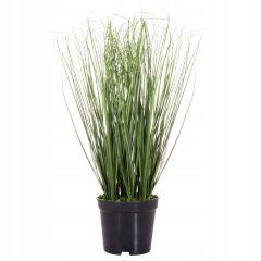 Umělá tráva v květináči 45 cm