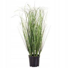 Umělá tráva v květináči 60 cm
