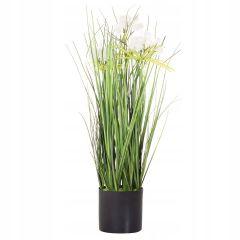 Umělá tráva s pampeliškou 60 cm