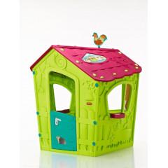 Zahradní domek Keter Magic Play House zelený, poškozený obal