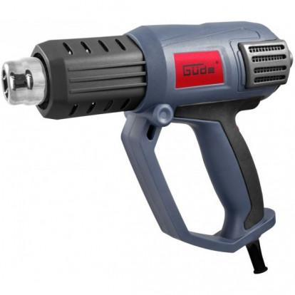 Horkovzdušná pistole Güde HLG 600-2000 LED