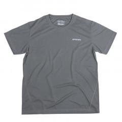 Spokey BECOOL 20 MAN Pánské funkční tričko šedé L