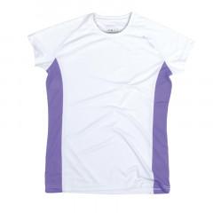 Spokey BECOOL 40 LADY Dámské funkční tričko bílé XS