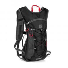 Spokey FUJI Sportovní, cyklistický a běžecký batoh 5 l černý