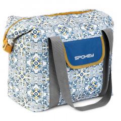 Spokey SAN REMO Termo taška, retro, 52 x 20 x 40 cm