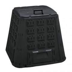 Kompostér EVOGREEN 400 litrů, černý