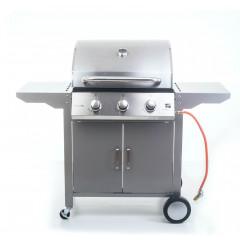 Plynový gril G21 Oklahoma BBQ Premium Line 3 hořáky + zdarma redukční ventil