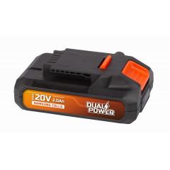Baterie Powerplus POWDP9021 20 V, 2 Ah Li-Ion Samsung