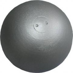 Koule atletická Sedco 5 kg litá stříbrná