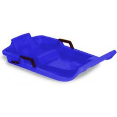 Boby UFO s brzdou Plastkon - modrá