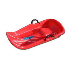 Boby TWISTER PLASTKON 80x40x16cm - červená