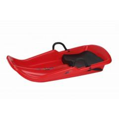 Boby Cyclone se sedátkem PLASTKON 33x80x14cm - červené