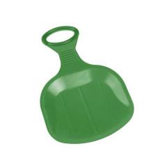 Klouzák BINGO Plastkon 43x35,5x0,4 cm - zelená