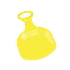 Klouzák BINGO Plastkon 43x35,5x0,4 cm - žlutá
