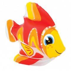 Plovoucí zvířátka nafukovací Intex 58590 - červená/žlutá rybka