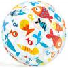 Nafukovací plážový míč Intex 59040 51 cmJe dětský plážový míč o průměru51 cm. Můžete jej využít ktrávení volného času u vody, obzvlášť pokud máte děti sebou.Plážový nafukovací míč je hračka, která při cestování nezabere ...