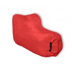 Nafukovací křeslo Sedco Air Sofa Lazy - červená