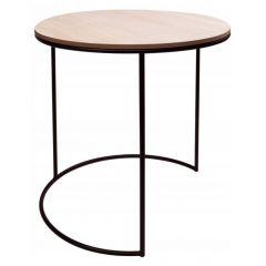 Konferenční stolek 45x46 cm SPRINGOS OREO