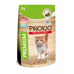 Stelivo pro kočky hrudkující 7l COMFY PINOKIO PREMIUM CLUMPING