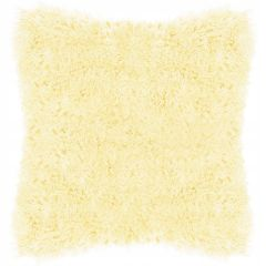 Povlak na polštář 40x40 cm SPRINGOS DOWNY žlutý