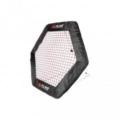 Odrazová trampolína na míče P2I HEX REBOUNDER 95x85cm
