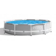 Bazén Intex 26736 Prism Frame 457 x 122 cm SET